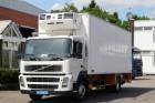 gebrauchter Volvo LKW Kühlkoffer Einheits-Temperaturzone