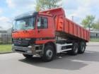 Mercedes 3340 6x4 Backtipper 16 m3 truck