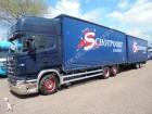 tweedehands vrachtwagen tautliner Scania