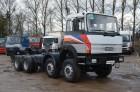 ciężarówka podwozie Iveco używana