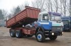 ciężarówka wywrotka Iveco używana
