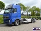 tweedehands vrachtwagen containervervoer Volvo
