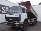 tweedehands vrachtwagen drie-richtingskipper Iveco