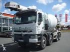 used Renault concrete mixer truck