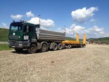 camion benă bilaterala MAN second-hand