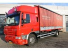 DAF CF 75 250 MANUAL, AIRCO, EURO 5 truck