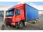 DAF CF 75 250 MANUAL, SLEEPER CAB, TAIL LIFT truck