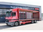 used Mercedes flatbed truck