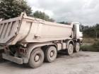 camión Mercedes Actros 4140