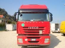 Iveco Stralis STRALIS 500 EURO 5 TELAIO FURGONE + BIGA truck
