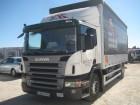 camión lona corredera (tautliner) Scania usado
