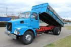 camion Volvo N10-20 TIPPER - FULL STEEL SPRING
