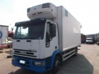 used Iveco mono temperature refrigerated truck