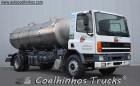 camião cisterna DAF usado