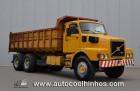 camião basculante Volvo usado