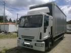 camião cortinas deslizantes (plcd) Iveco usado
