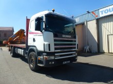 camion Scania G 144G460