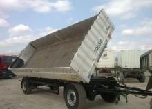 used Krone tipper truck