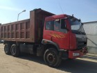 used FAW half-pipe tipper truck