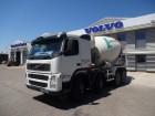 used Volvo concrete mixer truck