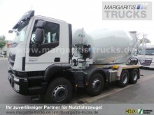 Iveco AD 340 T36B 8x4 Stetter AM 9 FHC UltraEco EUR6 truck
