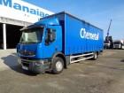 camião cortinas deslizantes (plcd) Renault usado