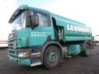 used Scania tanker truck