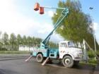 used Mercedes aerial platform truck