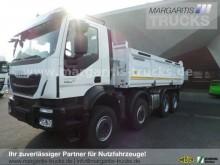 Iveco AD340 T45 8x4 Meiller Dreiseitenkipper 14m3 EUR6 truck