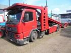 camión portacoches Volvo usado
