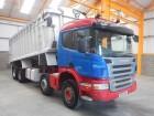 Scania P380 ALUMINIUM BULK TIPPER - 2005 - SF05 EUC truck