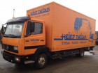 Mercedes 814 4x2 Service truck