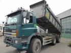 camion benă bilaterala Ginaf second-hand