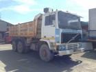 camión Volvo F12 6X4