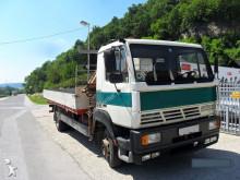 camion platformă Steyr second-hand