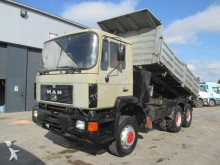 camion MAN 33.372 (FULL STEEL SUSPENSION)