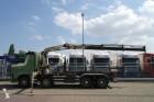 camión Volvo FH13 440 8x4 CONTAINER SYSTEM + PALFINGER CRANE