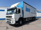 camion rideaux coulissants (plsc) Volvo occasion