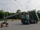 DAF CF 85.360 / 6X4 / HDS FASSI / ROTATOR / truck