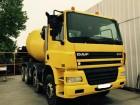 camion betoniera cu rotor/ Malaxor DAF second-hand