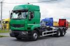 ciężarówka Renault PREMIUM / 450 / MANUAL / / HAKOWIEC HYVA