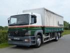 Mercedes 2528 Atego truck