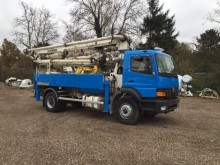 camion calcestruzzo rotore / Mescolatore Mercedes usato