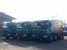 camión Mercedes 4141 / 8X4 10m³ 30xVorhanden