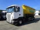 camion Scania R 560 L V 8 6 X 2 SILO Spitze 28 cbm