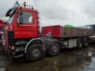 camion Scania R 113 360 MANUEL/STEEL/8X2/590d KM/WITHOUT CANE