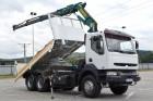ciężarówka Renault Kerax 370