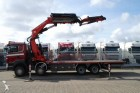 camion Scania R 500 8X4 WITH FASSI F 1100 XP WITH L 516 JIP
