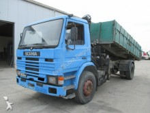 camion Scania 113 - 360 (STEEL SUSP./ WITH CRANE)