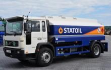 Volvo FL6 FL6 220 CYSTERNA DO PALIW TDT ADR+PASEK Wydawka Elektroniczna , Dwie Komory truck